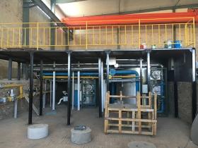 镁合金生产线连续铸造工程系统的要点: