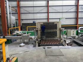 山东铝合金集中熔化炉