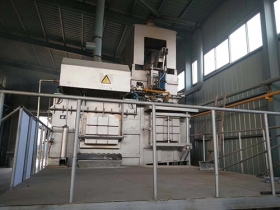 山东铝合金熔化保温炉